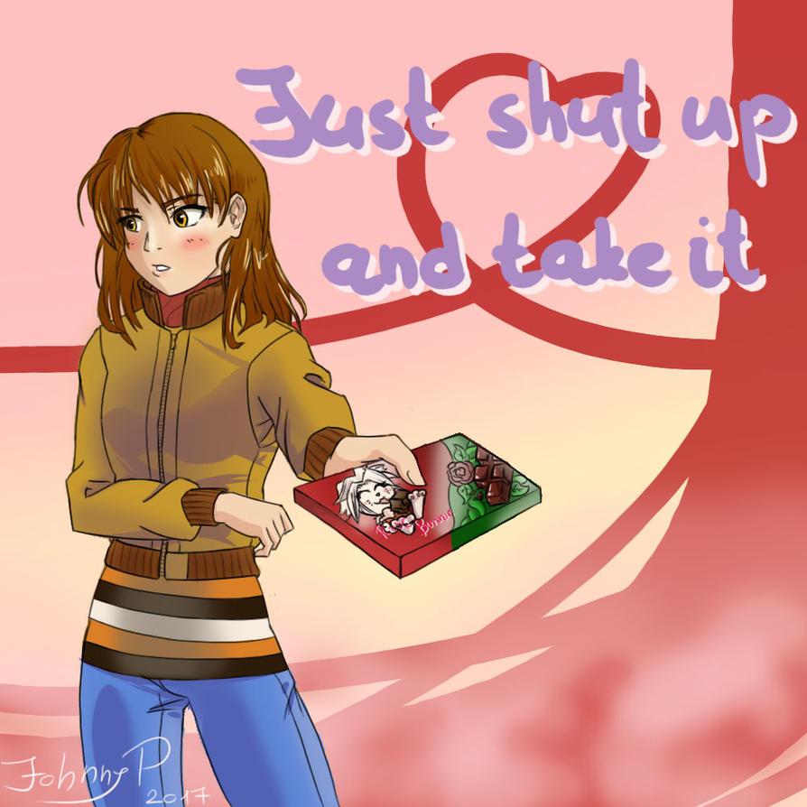 Just take it by Kennardion