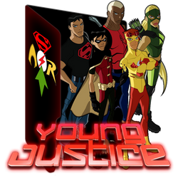 Young Justice by alphadog1982