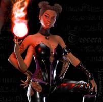 Tessera Redux 001 - Bitch Please by penmann