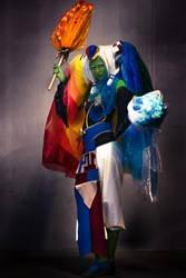 Twinrova - Simona cosplay by SimonaCosplay