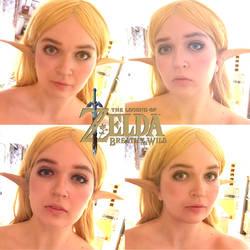 Princess Zelda BOTW by SimonaCosplay