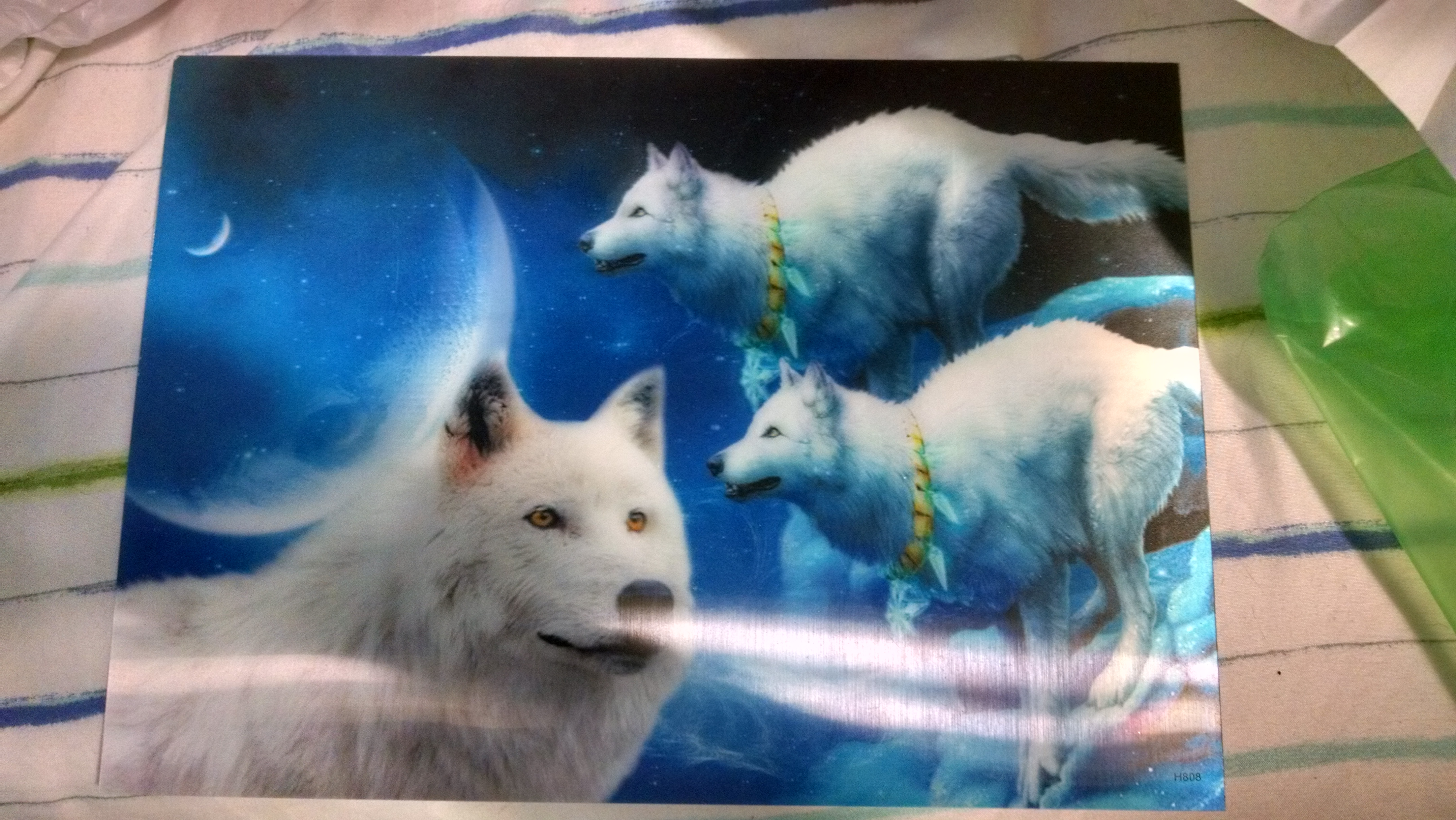 wolf wallpaper by leaffire01 on DeviantArt