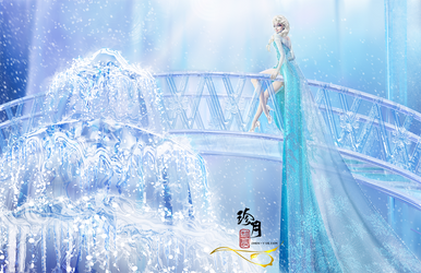 Elsa - Queen of Ice and Snow
