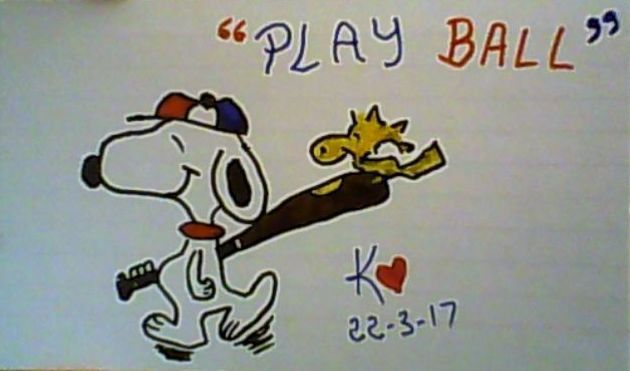 Play Ball by Keithzdarkside