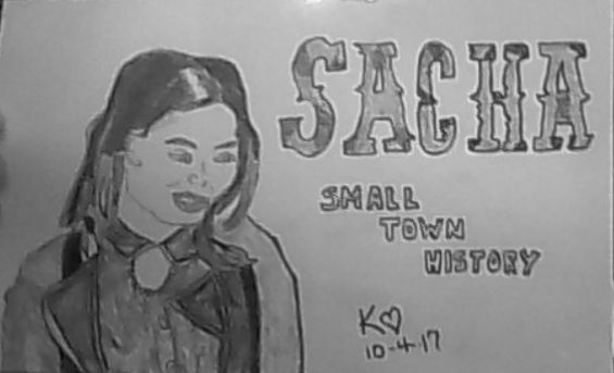 Sacha     Small Town History by Keithzdarkside