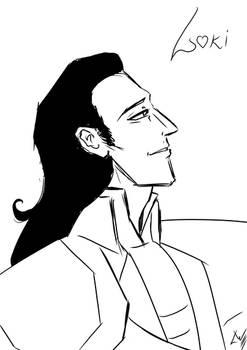 Loki bw
