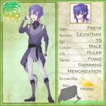 VolSa: Freyr