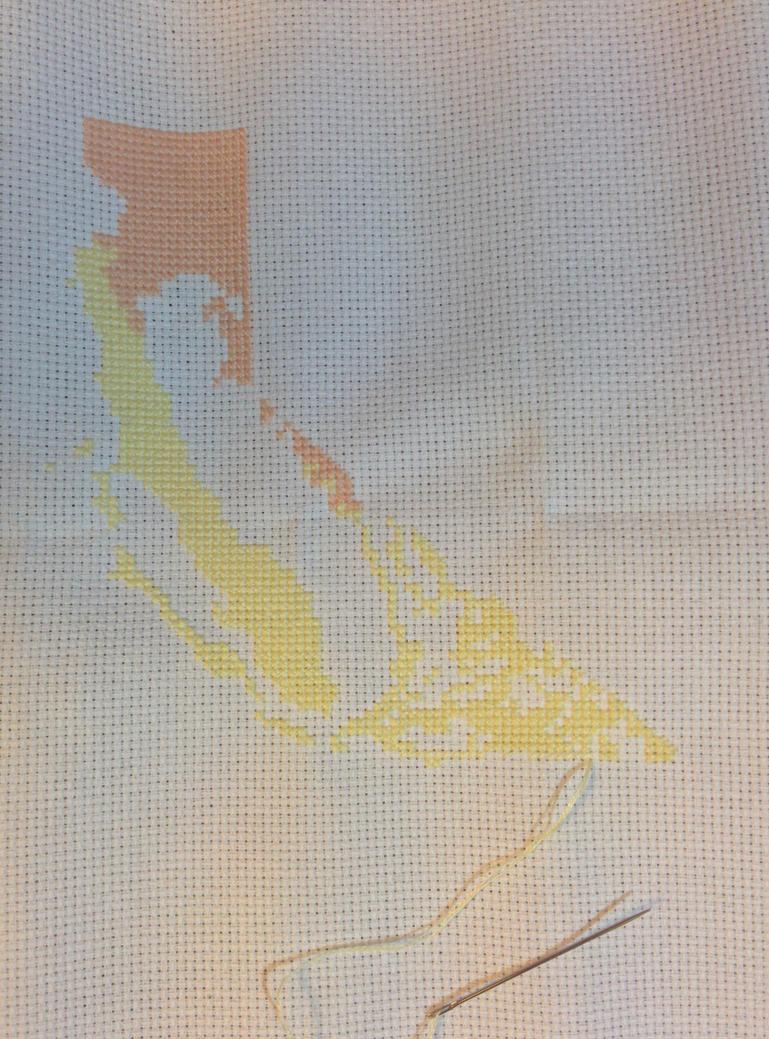 Cali Map WIP by Rae18