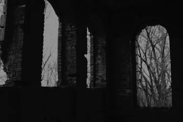 fantomes d'autrefois by VinceLoftsson