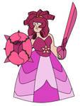 Pilot Rose quartz