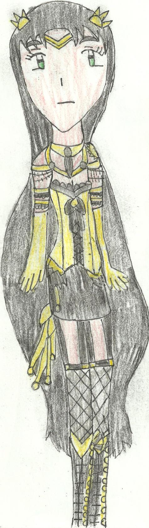 Art Trade: SailorSunPhoenix by Nemesis12