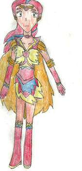 Collab Contest: Sailor Phoenicis