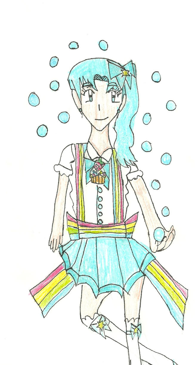 Contest: Confectionist Aquamarine by Nemesis12