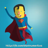 Superman by le-numeritos