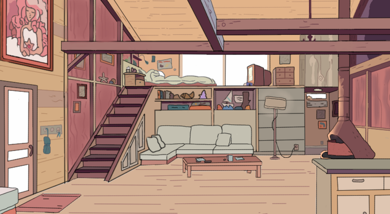 Steven Universe Beach House Tracing Project By Spoilers Interiors Inside Ideas Interiors design about Everything [magnanprojects.com]