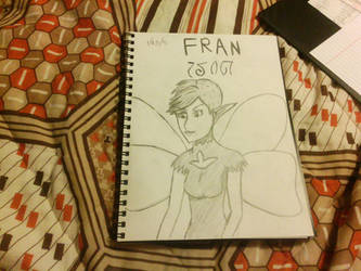 Fran the Pixie by chazpepper