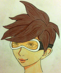 Tracer by chazpepper