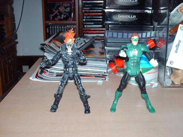 Team Up: Rider and Lantern by Blackbird2