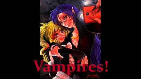 Vampires! by Blackbird2