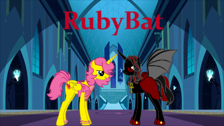 RubyBat by Blackbird2