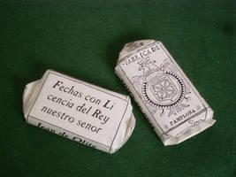 Playing cards envelopes