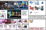 My Pokemon WorkSheet Old