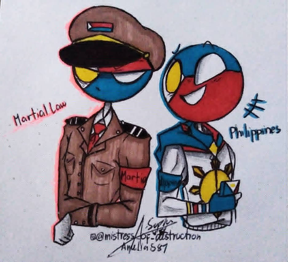 Countryhumans Philip And Martial By Amelias87 On Deviantart