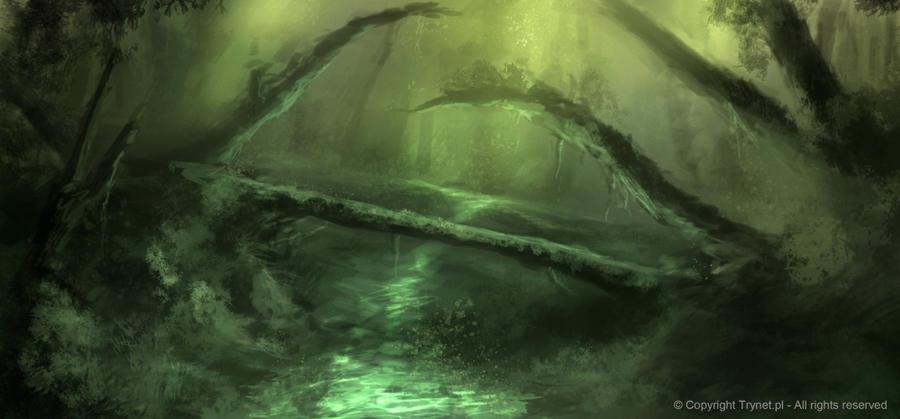 Jungle by RaV89