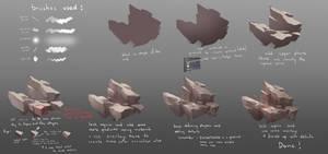 Rocks tutorial v2 by RaV89