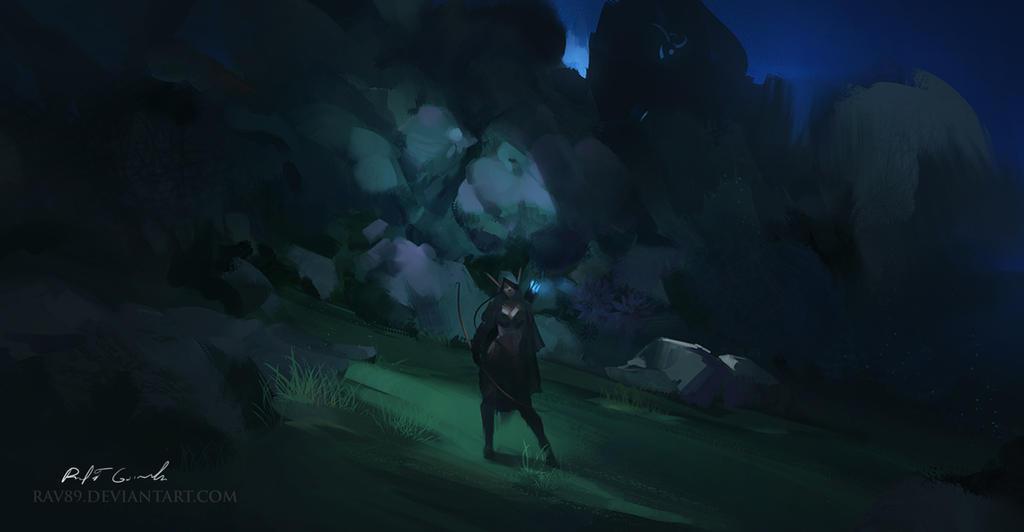 Elf by RaV89