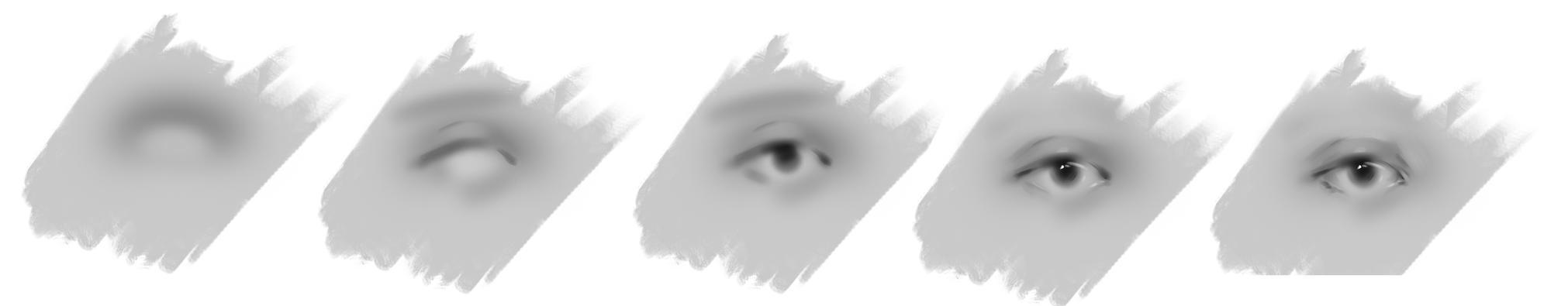 eyes tutorial by RaV89