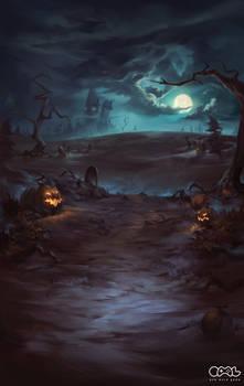 Halloween bg