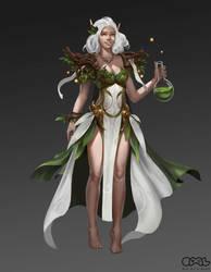 Forest alchemist