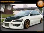 Impact Design Mitsubishi Evo