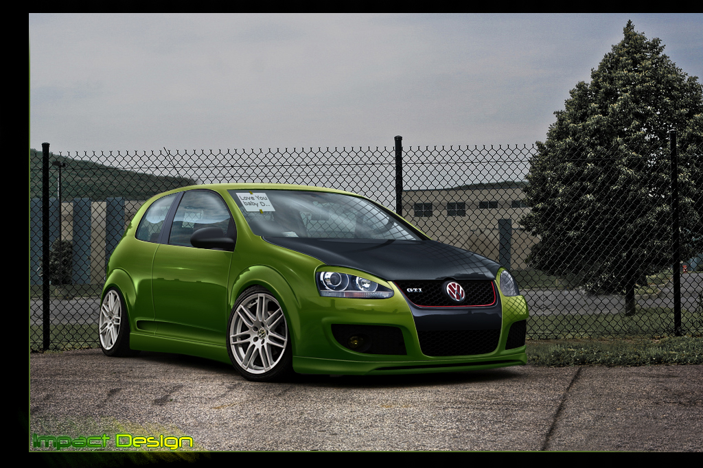 Impact Design Golf Mk5 by Imp4ctDesign