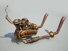 Engine WIP by Aci-RoY