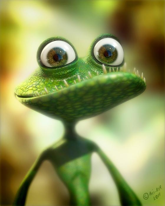 Lizard by Aci-RoY