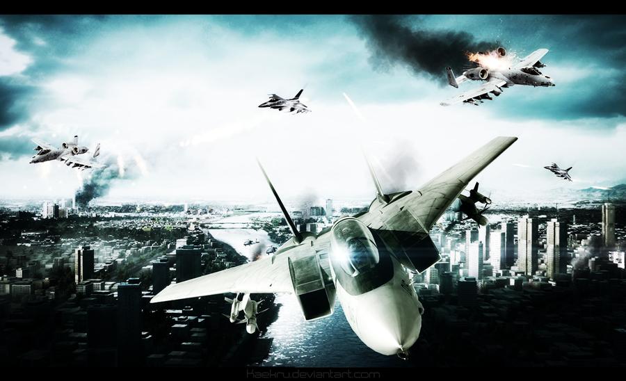 Air Warfare by KaeKru