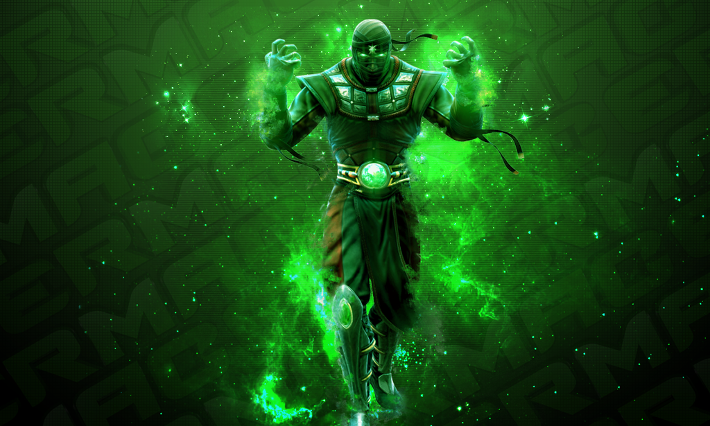 ermac by kaekru on deviantart