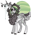 AUCTION : Reindeer Pony (closed)