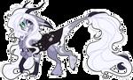 #9 Gatori - Lunae Cruento (Shiny Moonstone)
