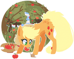 FANART : Apple orchard