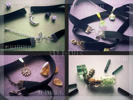 <b>COMMs : Jewelry Set</b><br><i>TenebrisTayga</i>
