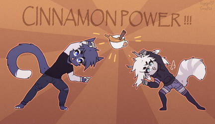 GIFT : Cinnamon Power!!!