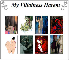 My Villainess Harem