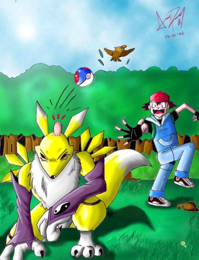 Imagenes , loles Ash_mistakes_pokemon_by_Academico