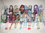 My dolls so far
