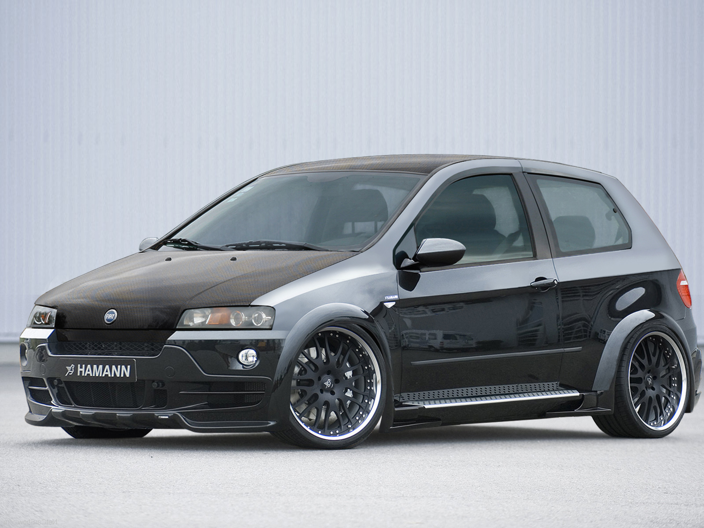 Fiat Punto MXK5 no Effects by chopperkid44