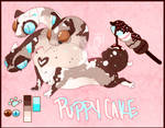 [Free Raffle] PuppyCake -closed