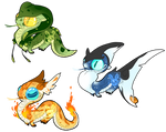 [Leggies] Starters revealed by Revska